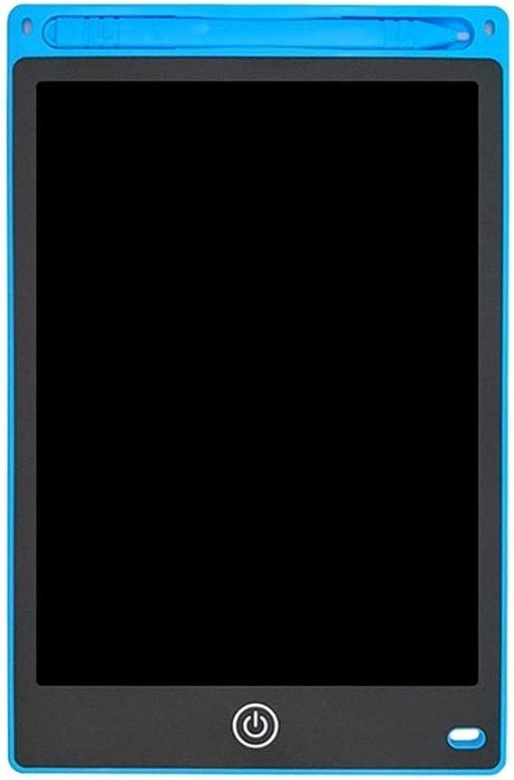 8.5インチLCDライティングタブレット落書き製図板ポータブル電子機器のデジタル手書きパッド ペン&タッチ マンガ・イラスト制作用モデル (Color : Blue)