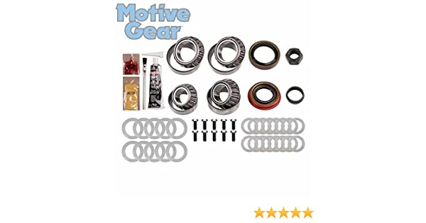 Motive Gear R8.5PRMKT Master Bearing Kit with Timken Bearings GM 8.2 BOP AXLE 64-71