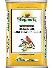 Wagner's 76027 Black Oil Sunflower, 25-Pound Bag