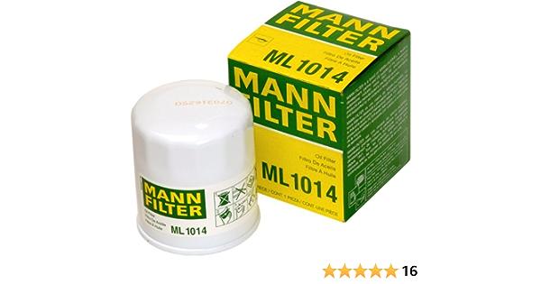 Mann Filter ML 1046 Oil Filter