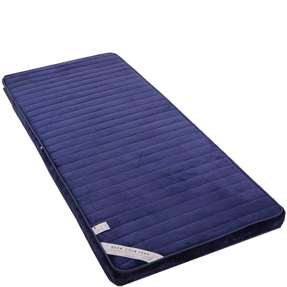 HXDP Traditional Japanese Floor Futon Mattresses Sleeping Pad Tatami Foldable Cushion Mats Futon Mattress Non-Slip Portable Sleeping Pad for Living Room Dormitory Yoga by HXDP