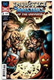#2: Injustice vs The Masters Of The Universe #2 (DC, 2018) NM