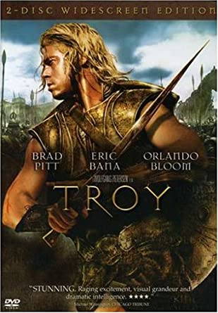 Troy Two Disc Widescreen Edition