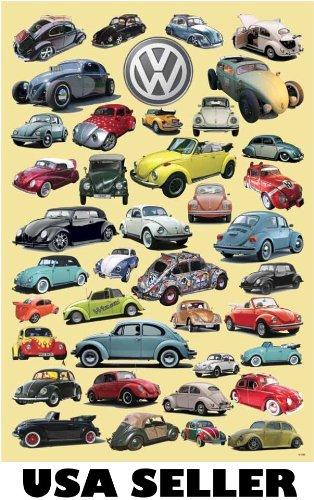 + + Volkswagon posters vintage