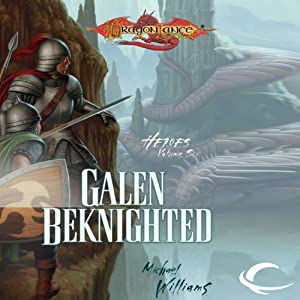 Galen Beknighted Audiobook