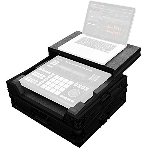 Odyssey Cases FZGSMASCHINESBL | Black Label Maschine Studio Glide Style Case by Odyssey