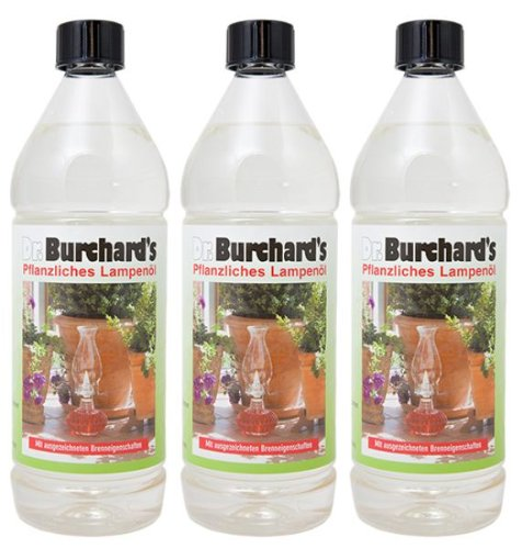 Economy Pack Bio-Oil-Burchard by Dr. No petroleum - 3 x 1 Litre Bottles-Free Shipping