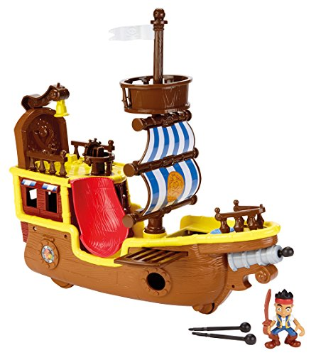 Fisher-Price Jake and The Never Land Pirates - Jake's Pirate Adventure Bucky (Jake And The Neverland Pirates Action Figures)