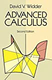 Advanced Calculus 2nd edition by David V. Widder (1989) Paperback