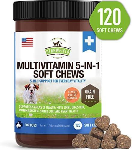 Multivitamin Glucosamine Chondroitin Omega Probiotics product image