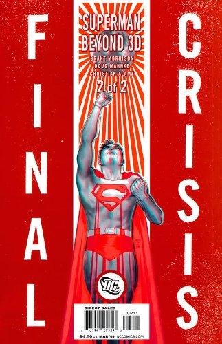 Superman Beyond 3D #2 (Final Crisis, Vol. 1)