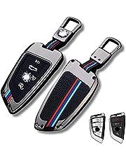 Carcasa de aleación de zinc para llavero de BMW X1 X3 X4 X5 X6, 3 5 6 7 Series