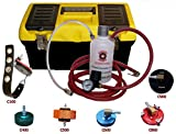 One Man Brake Bleeder Complete Kit for 2000-2017 American, European & Asian Cars