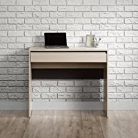 Sauder 416842 Desk, Urban Ash Finish
