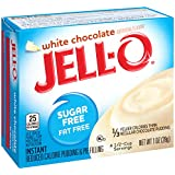 Jello Sugar Free White Chocolate Pudding Mix 28g