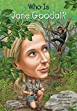 By Roberta Edwards Who Is Jane Goodall? (Who Was...?) (Reprint) [Library Binding]