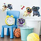 Puppy Dog Pals Repositionable and Removable Peel and Stick Wall Decals