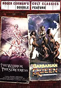 The Warrior And The Sorceress/Barbarian Queen - NEW DVD
