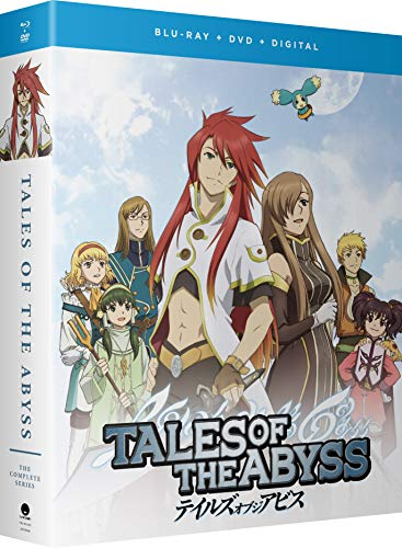 Tales of the Abyss: The Complete Series [Blu-ray]