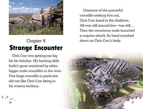 DK Readers L3: Snappy Crocodile Tale by DK Children (Image #3)