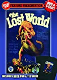 The Lost World DVDTee (XL)