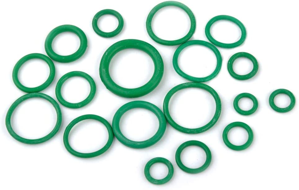 Mechaniker- RENNICOCO O-Ring-Sortiment 270-teilig Gummi-O-Ring-Dichtungssatz T/üllen Heavy Duty Professional f/ür Kfz- Werkzeug- und Haushaltsreparaturen in 18 Gr/ö/ßen mit Koffer