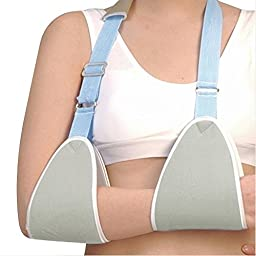 JD Ultimate Dr.JDMed Arm Sling with soft padded shoulder strap