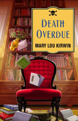 Death Overdue (Librarian Mysteries)