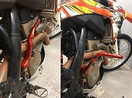 Orange JFGRACING Forg/é Kick Start D/émarreur P/édale de Levage pour KTM 250 300 350 450 500 EXC SX XCW XCF 11-16 Husqvarna 250TE 300TM 12-15 Husqvarna 250TC 14-15