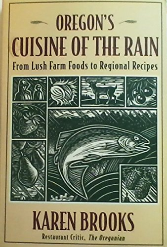 Biography of author karen brooks booking appearances for American regional cuisine book