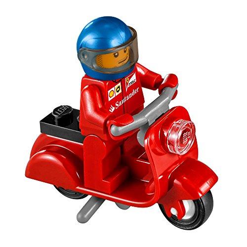 51a9G4DntML - LEGO Speed Champions F14 T & Scuderia Ferrari Truck 75913