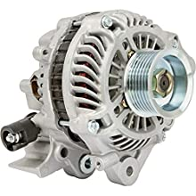 DB Electrical AMT0187 New Alternator For Honda Civic 1.8L 1.8 06 07 08 09 10 11 2006 2007 2008 2009 2010 2011 Ahga67 A2TC1391 31100-RNA-A01 31100-RNA-A012-M2 400-48050 11176 1-3016-01MI