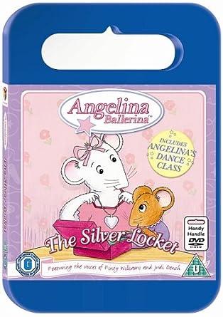 Angelina Ballerina Silver Locket Dvd Amazon Angelina