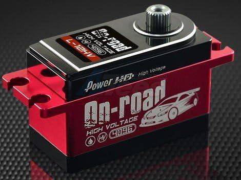 Powerhd - La energía HD de Alta tensión de Perfil bajo servo ...