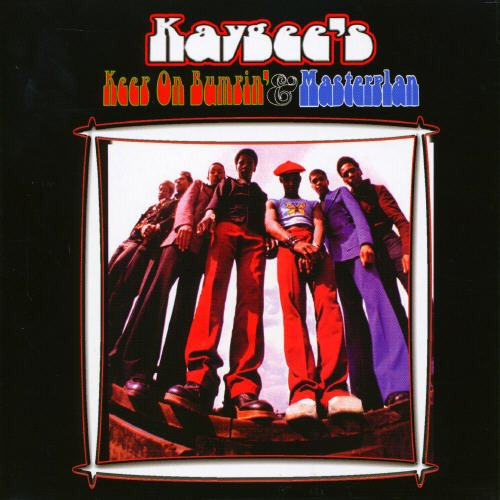 CD : Kay-Gee's - Keep On Bumpin & Masterplan (Canada - Import)