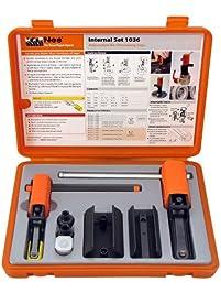 "Nes Internal Thread Repair Kit, 7/8 to 2-5/8"", 4-Piece, NES1036"