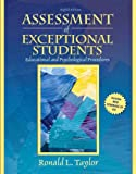 Assessment of Exceptional Students: Educational and Psychological Procedures (8th Edition)