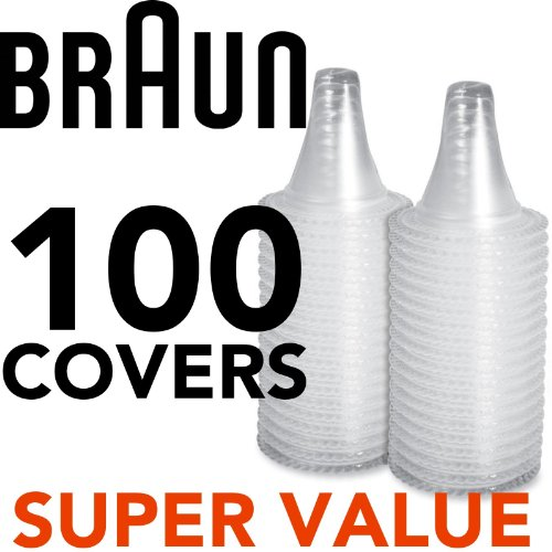 100 Replacement Lens Filter Probe Covers Caps for Braun Thermoscan Thermometers High Quality Best Seller Fast Shipping Ship Worldwide From Heng Heng Shop - Braun Thermometer Caps