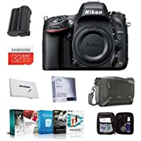 Nikon D610 DSLR Camera Bundle. USA. Value Kit with Accessories #1540