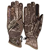 Huntworth Ladies Stealth Hunting Glove, Hidden, Large