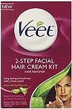 Facial Hair Removal Cream Veet - Veet Facial Hair Remover Cream Kit, 3.38 Ounce by Veet