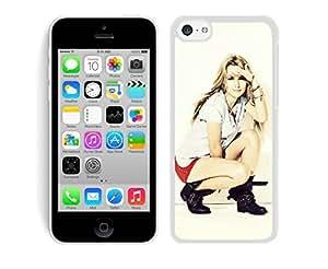 MMZ DIY PHONE CASEBridgit Mendler White Hard Plastic iphone 6 plus 5.5 inch Phone Cover Case