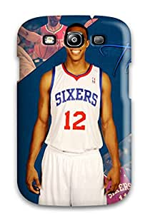Christopher B. Kennedy's Shop New Style philadelphia 76ers nba basketball (26) NBA Sports & Colleges colorful Samsung Galaxy S3 cases