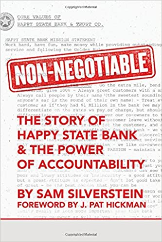 Non-Negotiable: The Story of Happy State Bank & The Power of Accountability