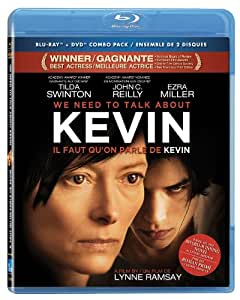 We Need to Talk About Kevin / Il faut qu'on parle de Kevin (Blu-Ray + DVD) (Bilingual)