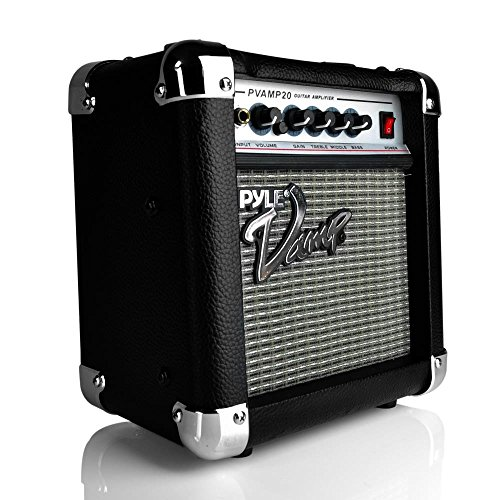 Pyle-Pro PVAMP20 20-Watt Vamp-Series Amplifier With 3-Band EQ (Best Rated Guitar Amps)