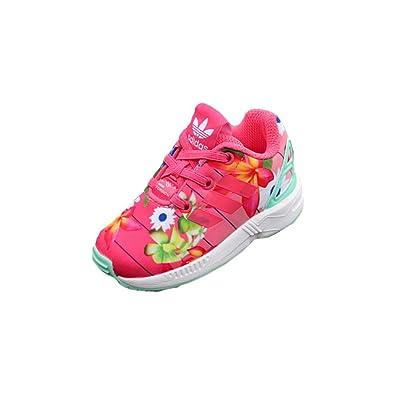 8b666c0684238 adidas Unisex Babies  Zx Flux El I Slippers