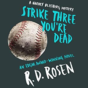 Strike Three, You're Dead Audiobook