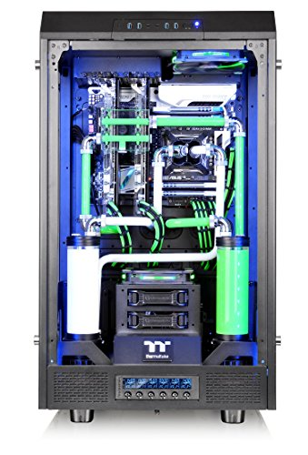 Thermaltake Tower 900 Black Edition Tempered Glass Fully Modular E-ATX Vertical Super Tower Computer Chassis CA-1H1-00F1WN-00 by Thermaltake (Image #13)