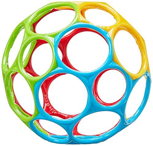 Oball Classic Palla facile da maneggiare, Multicolore 2
